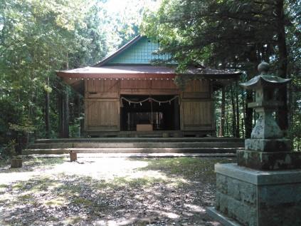 9034 川崎神社① 立野好仁宮司