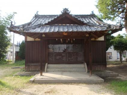 3074三島神社(三芳) 真鍋淑江