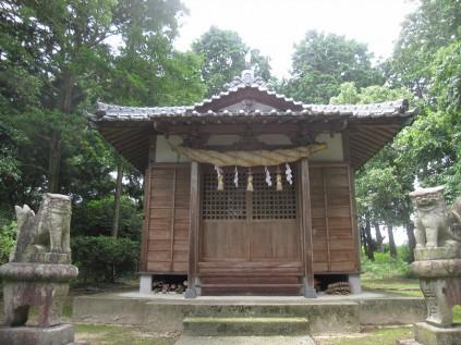 3018天神社(北田野)森正康