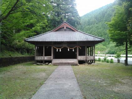 9038 正八幡神社② 小野哲也宮司