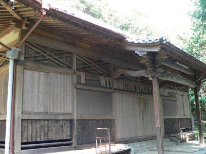 11004向日神社