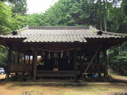 13083河内神社