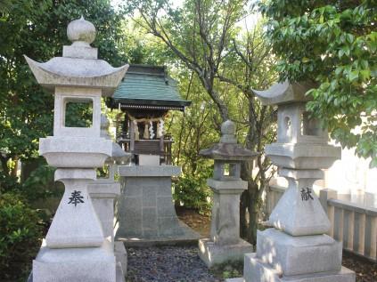 1006菅原神社・関連写真(能場の松跡地)