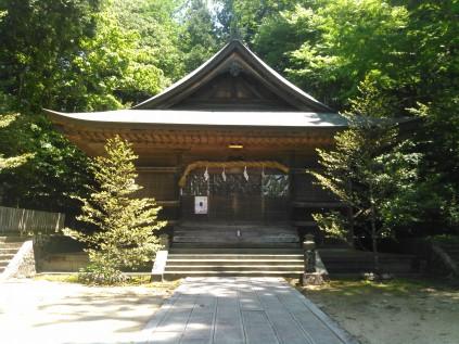 9005 三島神社 佐藤 豊宮司