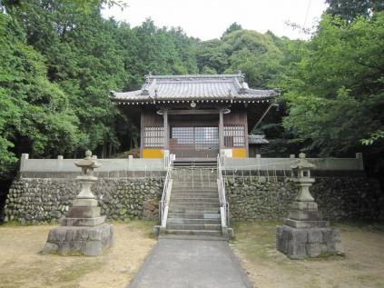2005 鉾前神社矢野哲夫宮司
