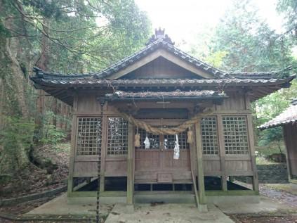 12029 天満神社 宇和町上松葉