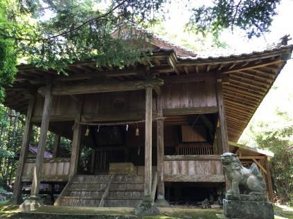 13074新田神社