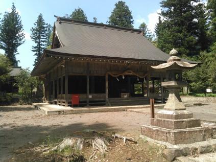 9008 五社神社② 小野哲也宮司