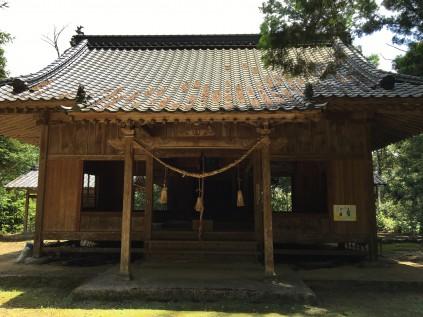 13103河内神社