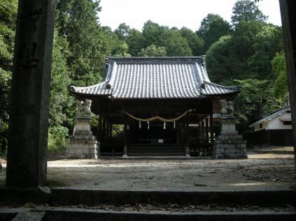 7016 三嶋神社② 岡山正文宮司