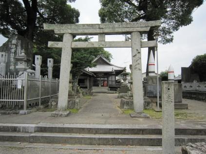 2039 楢本神社② 石川雅司郎宮司