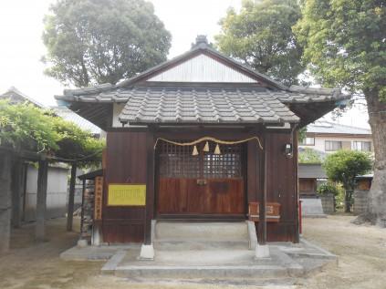 3060 藤森荒魂神社 中島佳代子