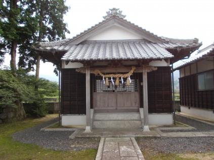 3075須賀神社 真鍋淑江