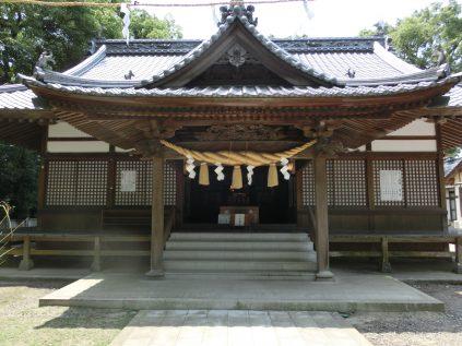 2001 宗像神社 合田千里