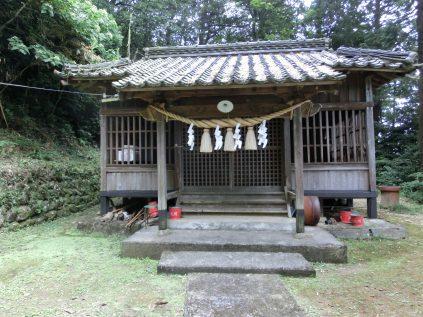 2003 新高神社 合田千里