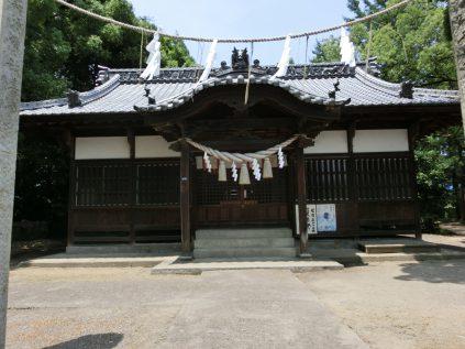 2002 堀江神社 合田千里