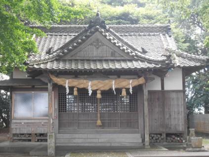 3056 栁森神社 中島 佳代子