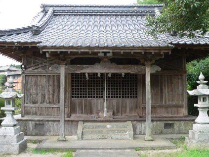 11013高神社