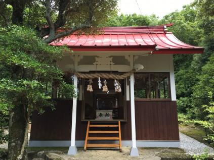 13022拝高神社