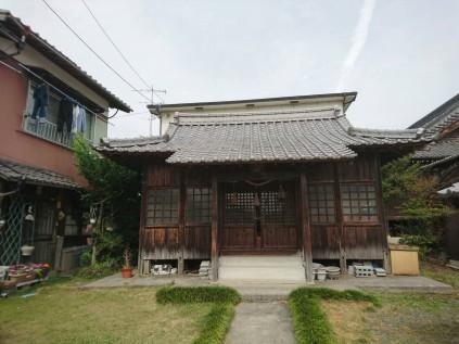 12032 多賀神社 宇和町卯之町