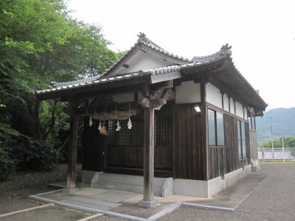 3021熊野神社  森 正康