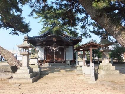 3051厳島神社(川中)矢野德光
