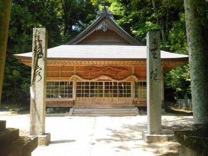 9014 御三戸神社② 佐藤 豊宮司