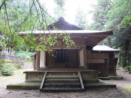 2064 東宮神社 十亀司老宮司
