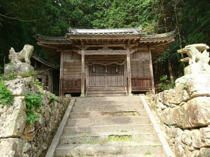 12039 三島神社 宇和町常定寺