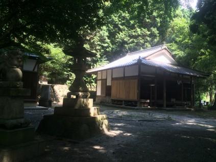 2051加茂神社  堀川修巧