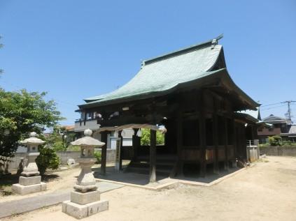 8004 八幡神社 武智和孝宮司